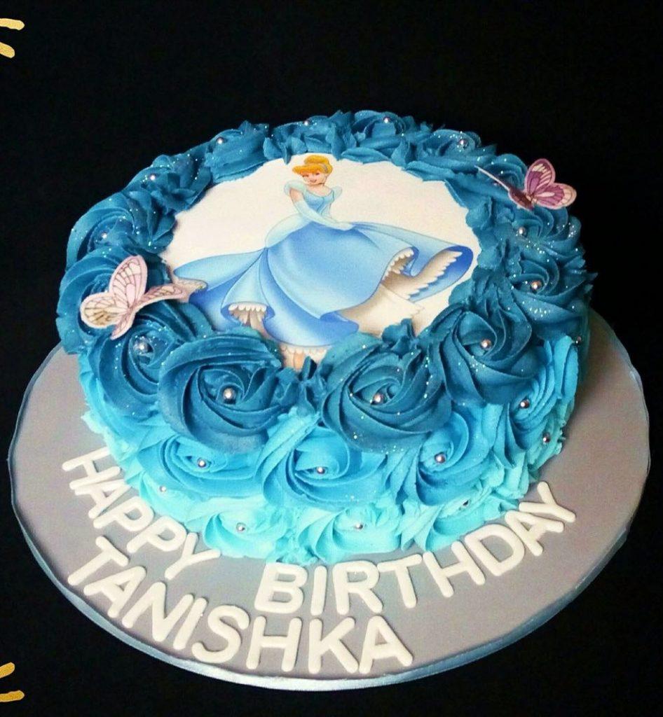 Cream Birthday Cake 21 Cakes Town Cafe