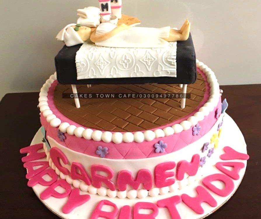 Spa Cake 1 0