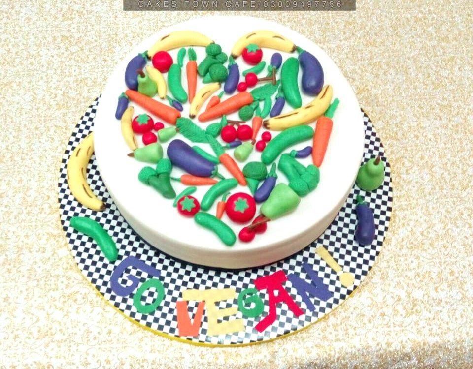 Vegan Cake 1 0