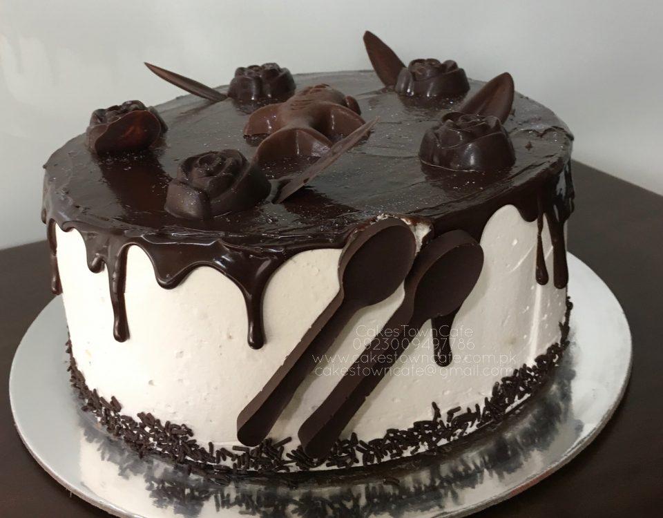 Chocolate Cake 10