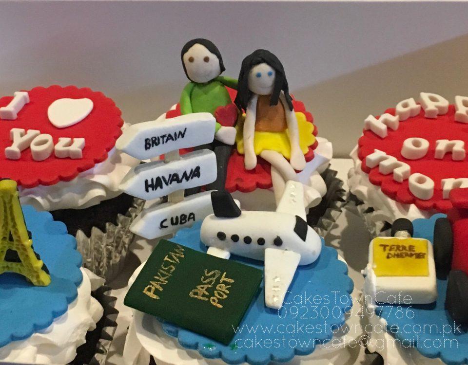 Anniversary Cupcakes 8