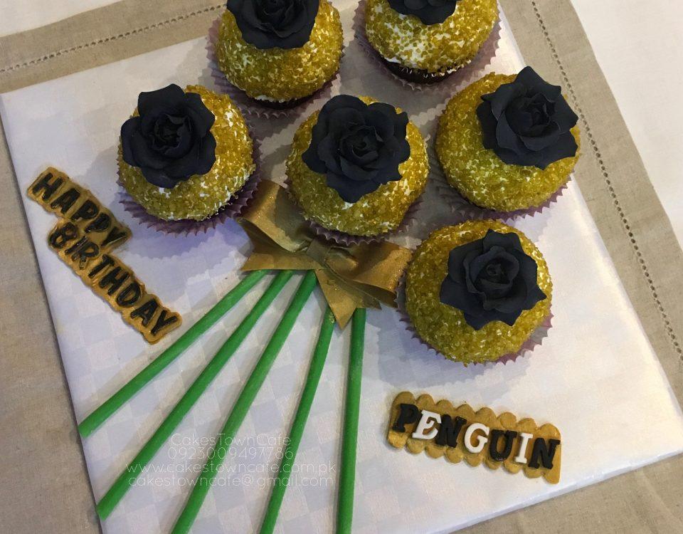 Bouquet Cupcakes 1