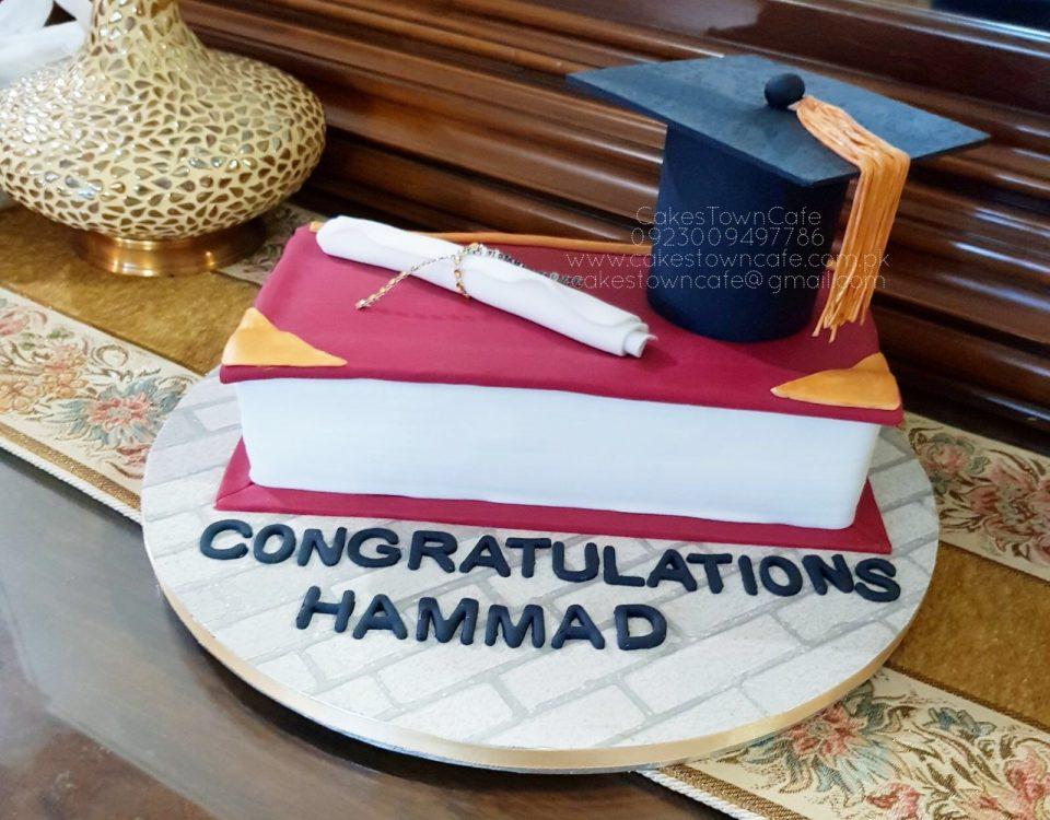 Graduation Cake 8