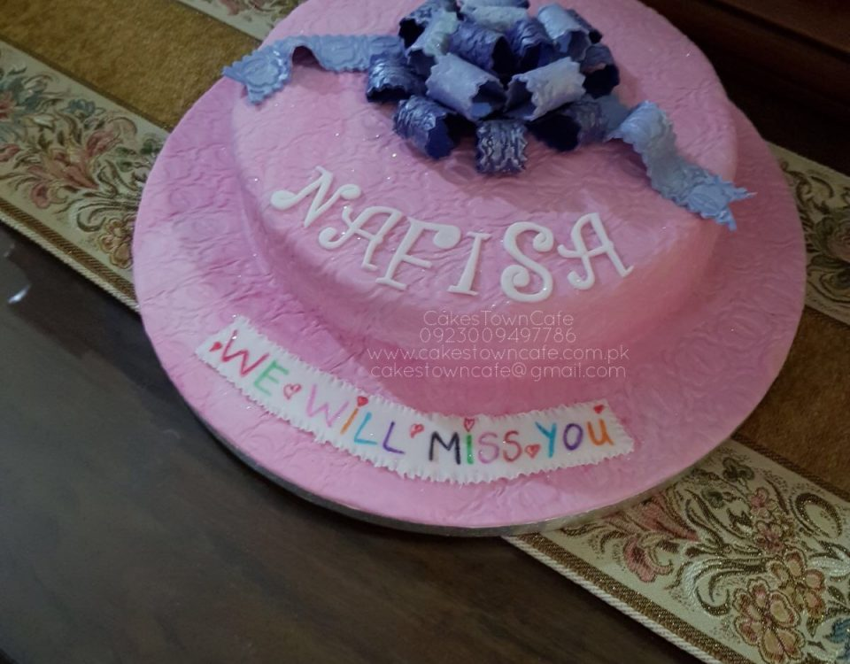 Miss You Cake 2