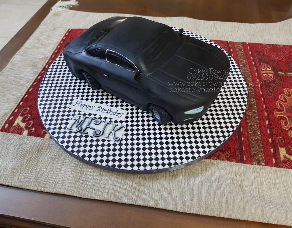 Car Cake 1