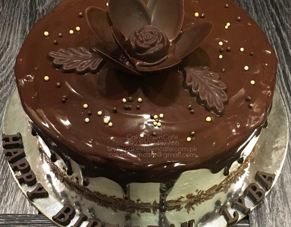 Chocolate Cake 12