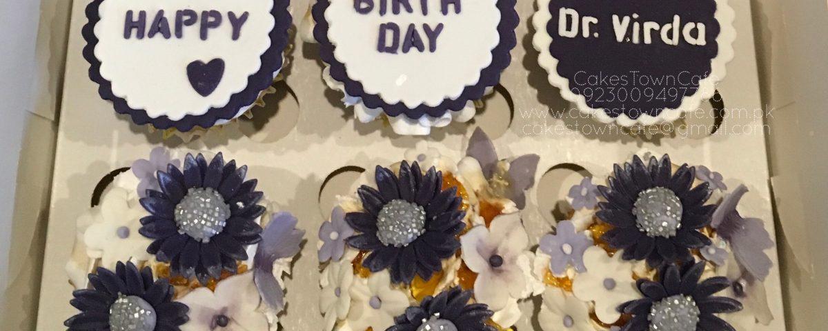 Birthday Cupcakes 1