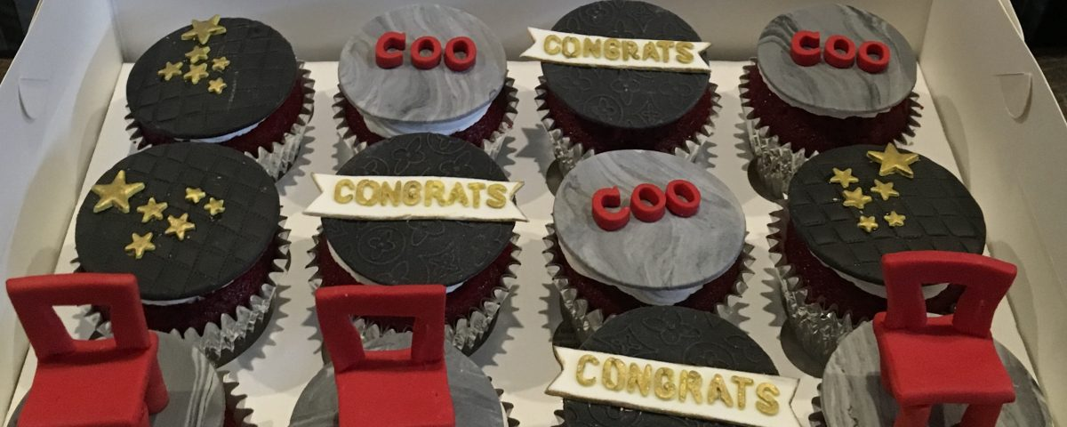 Congratulations Cupcakes 2