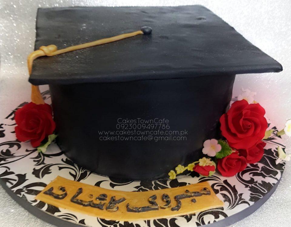 Graduation Cake 9