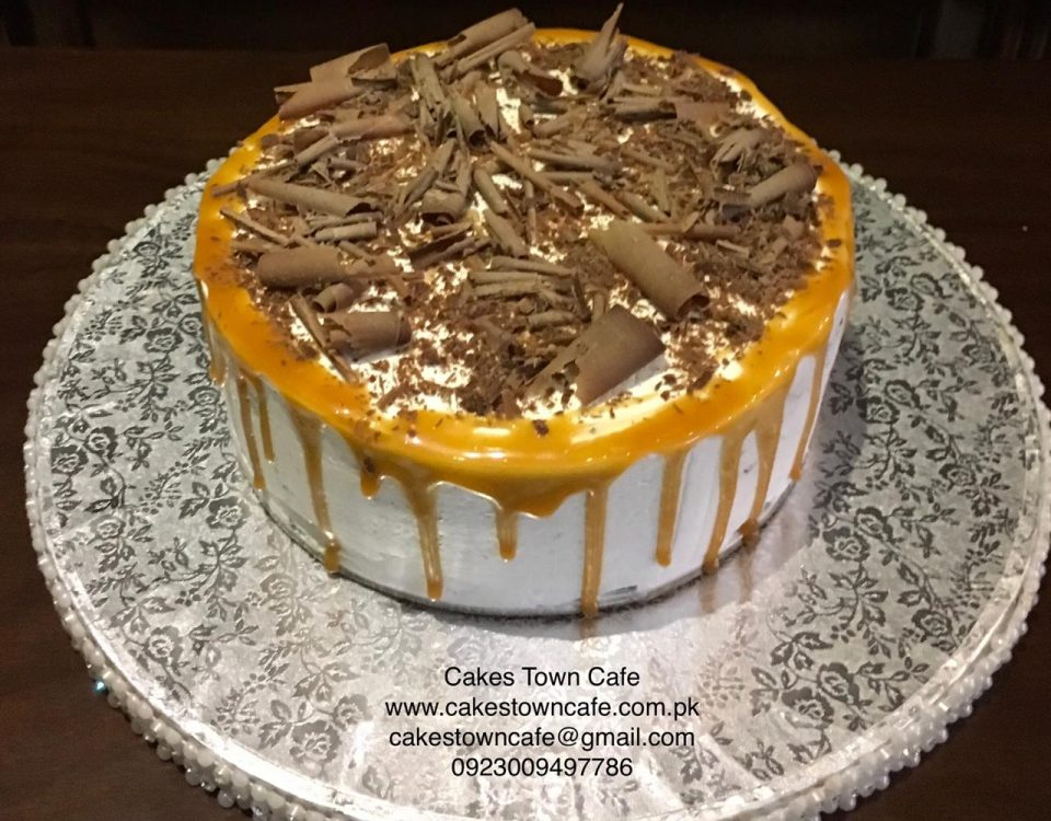 Cream Cake 30