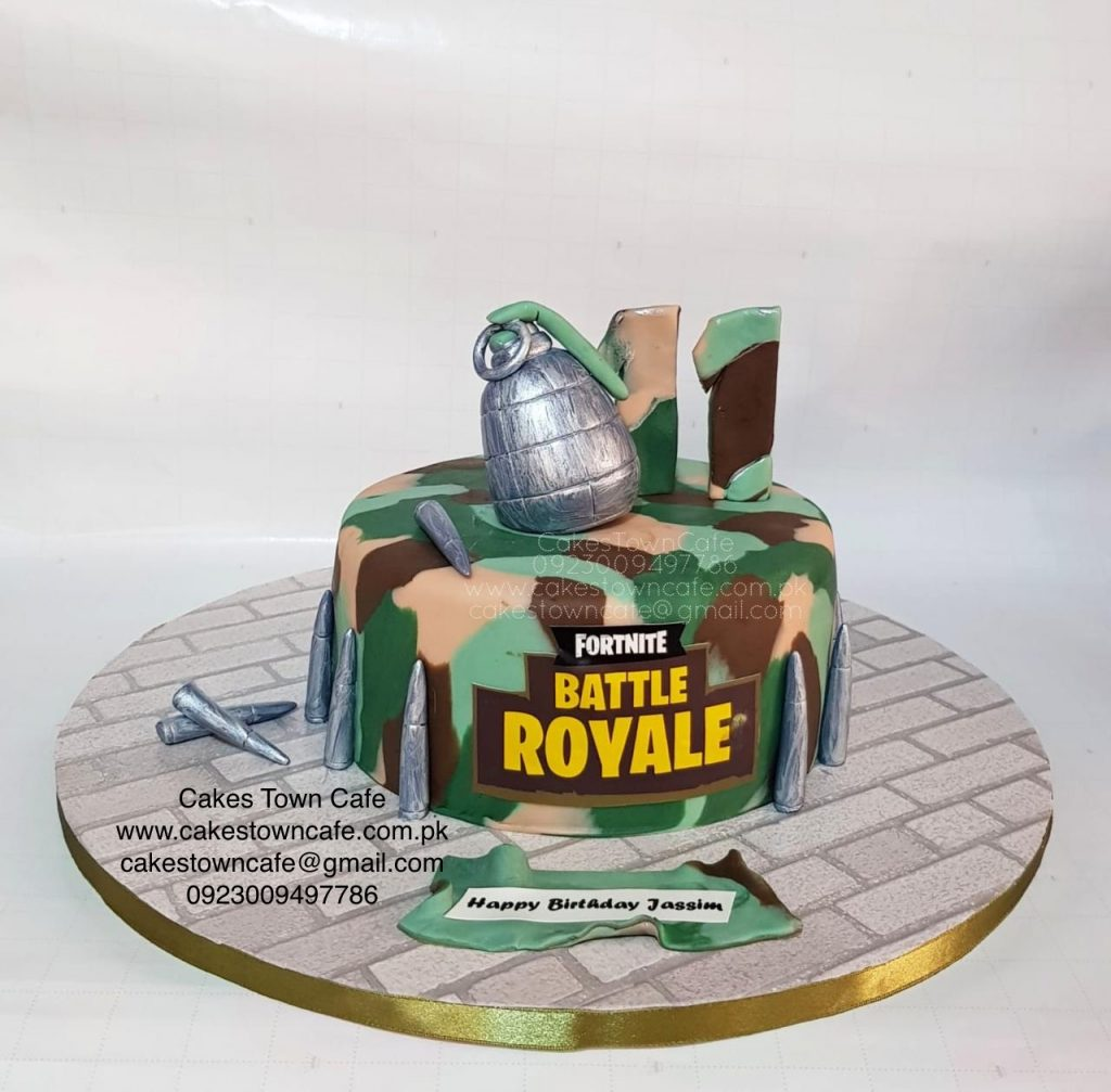 Fortnite Cake 2 | Cakes Town Cafe