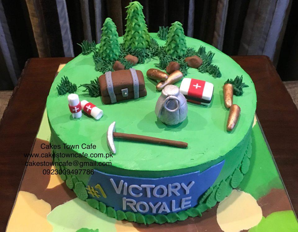 Fortnit Cake 1