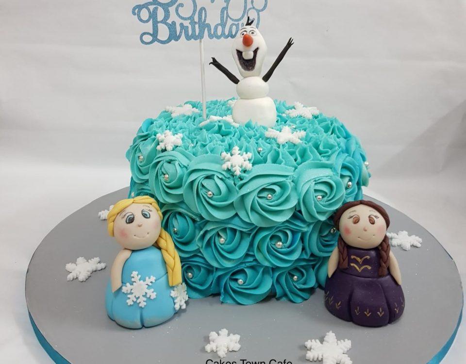 Frozen Cake 3