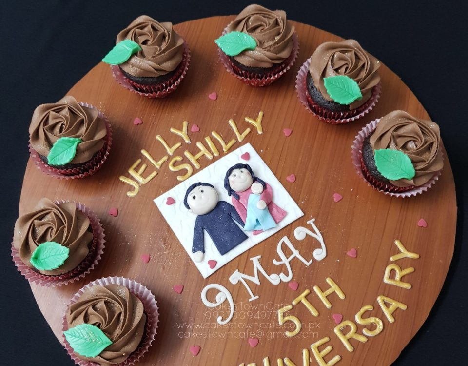 Anniversary Cupcakes 7