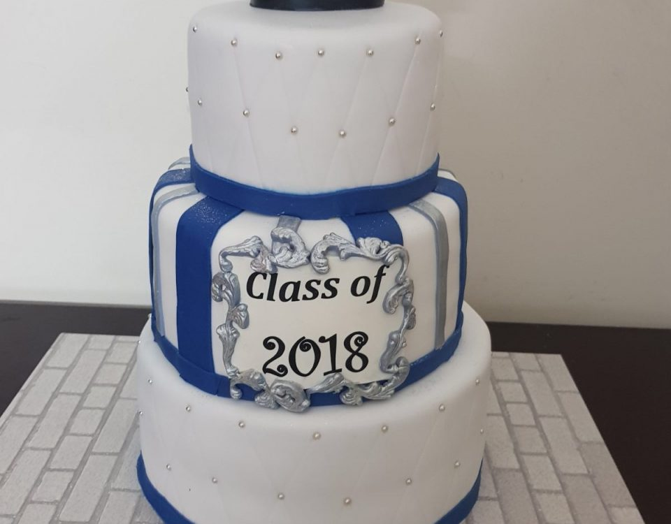Graduation Cake 6