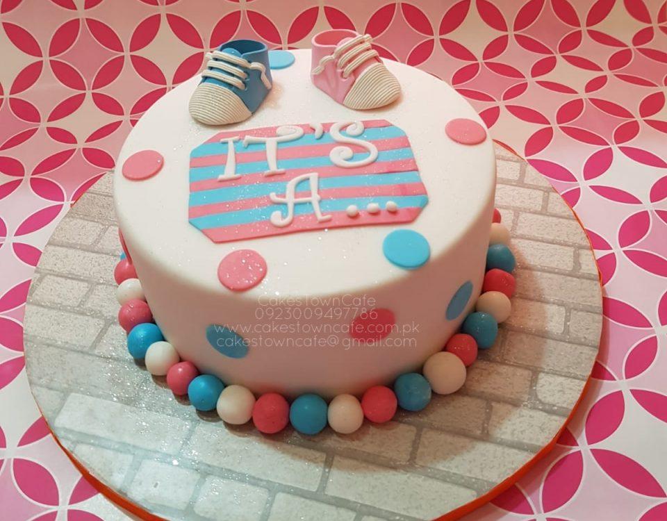Baby Shower Cake 9