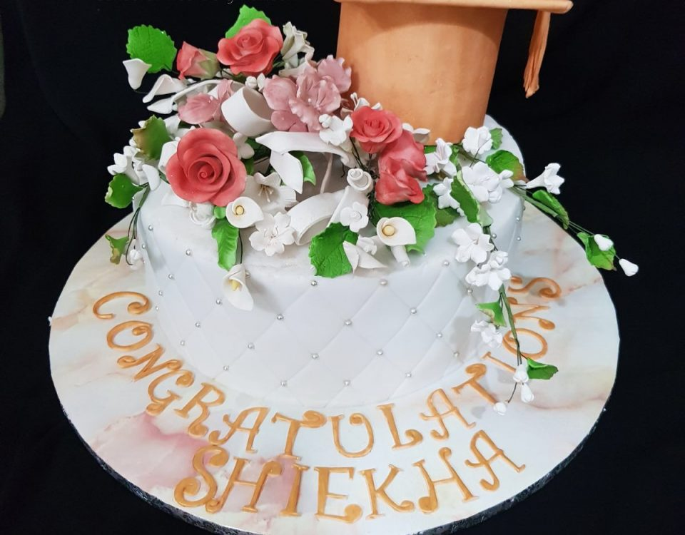 Graduation Cake 7