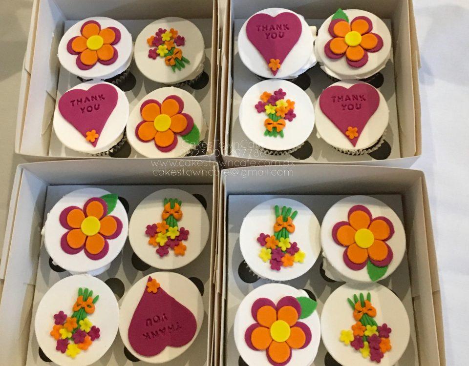 Thank You Cupcakes 1