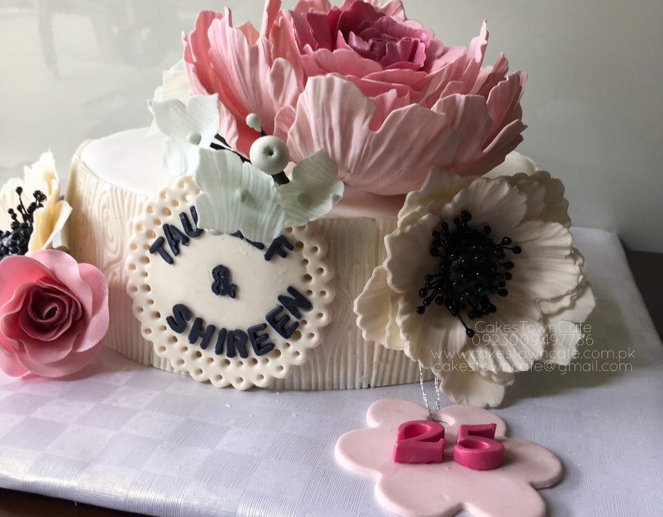 Floral Cake13