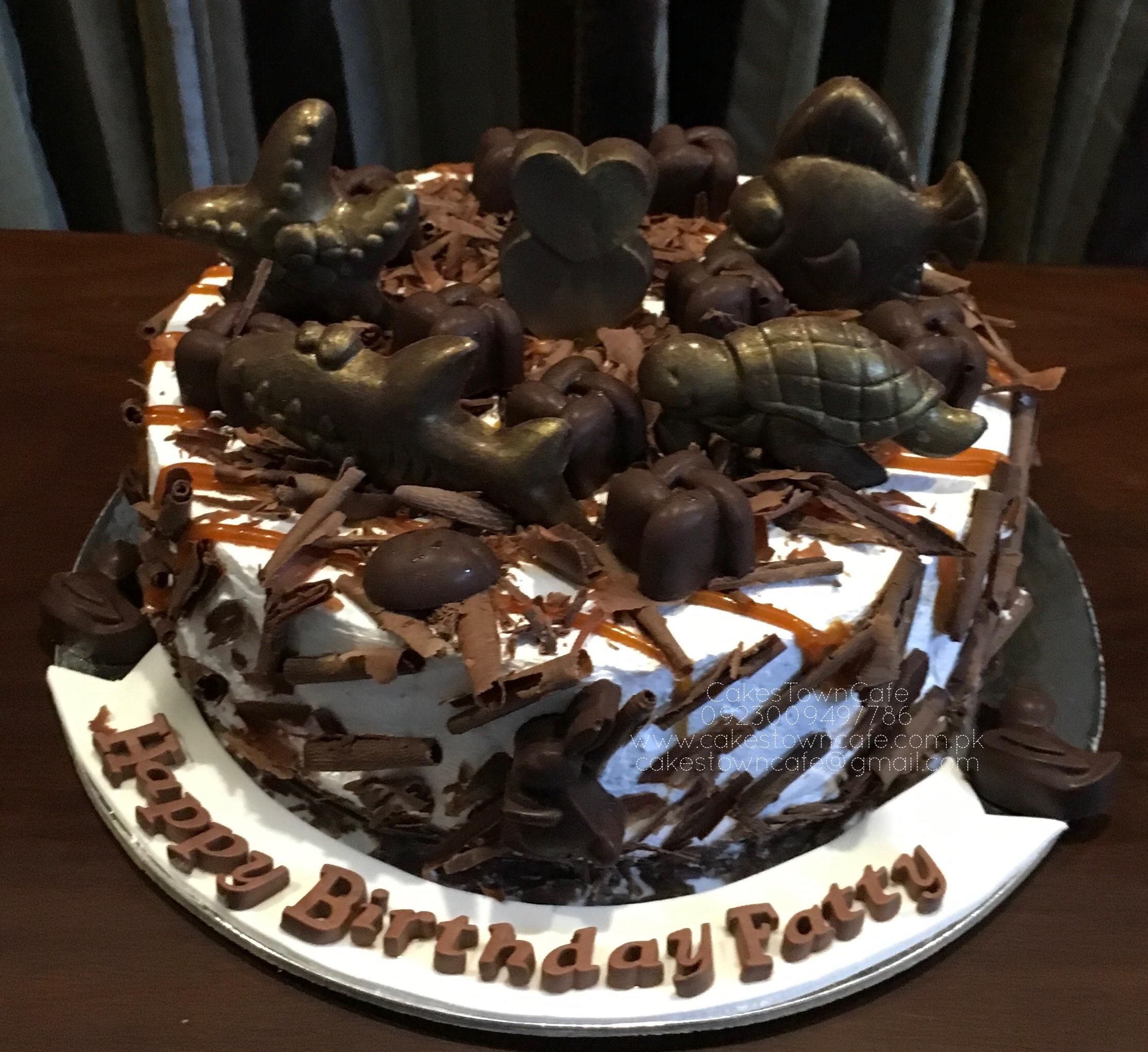 Chocolate Cake 15