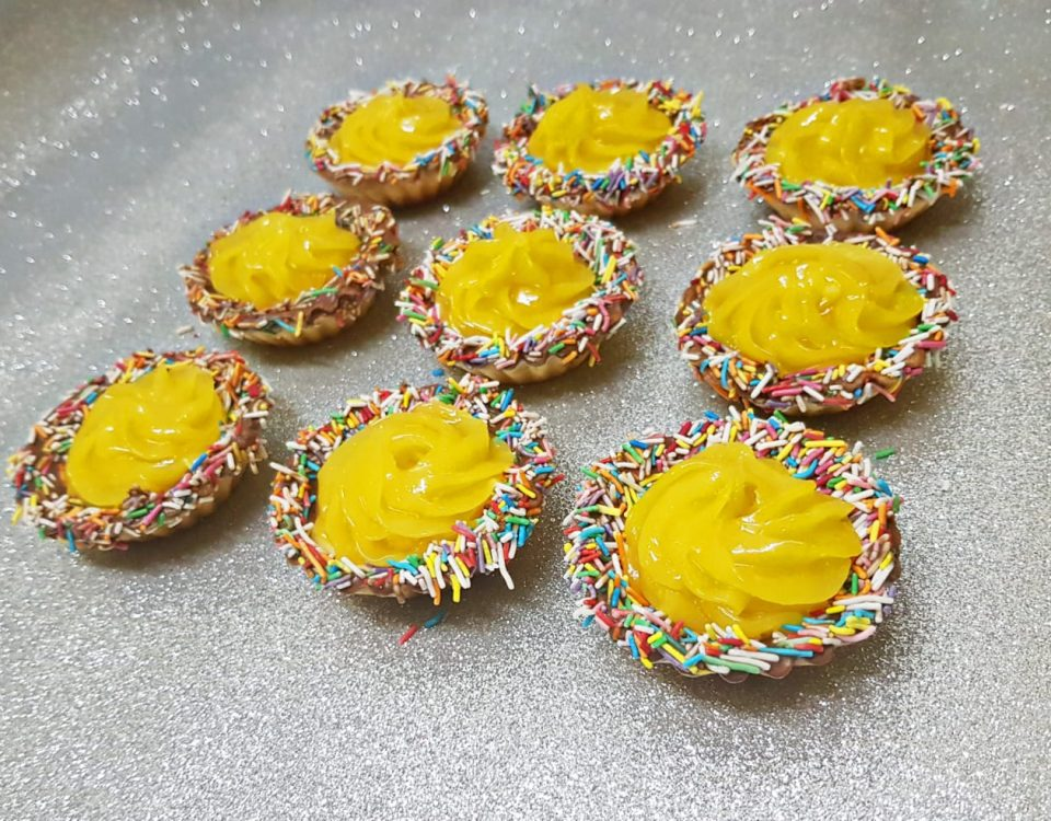 Lemon Tarts 5