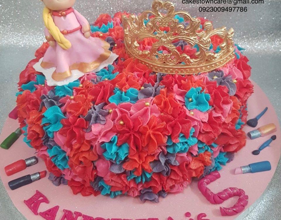 Crown Cake 6