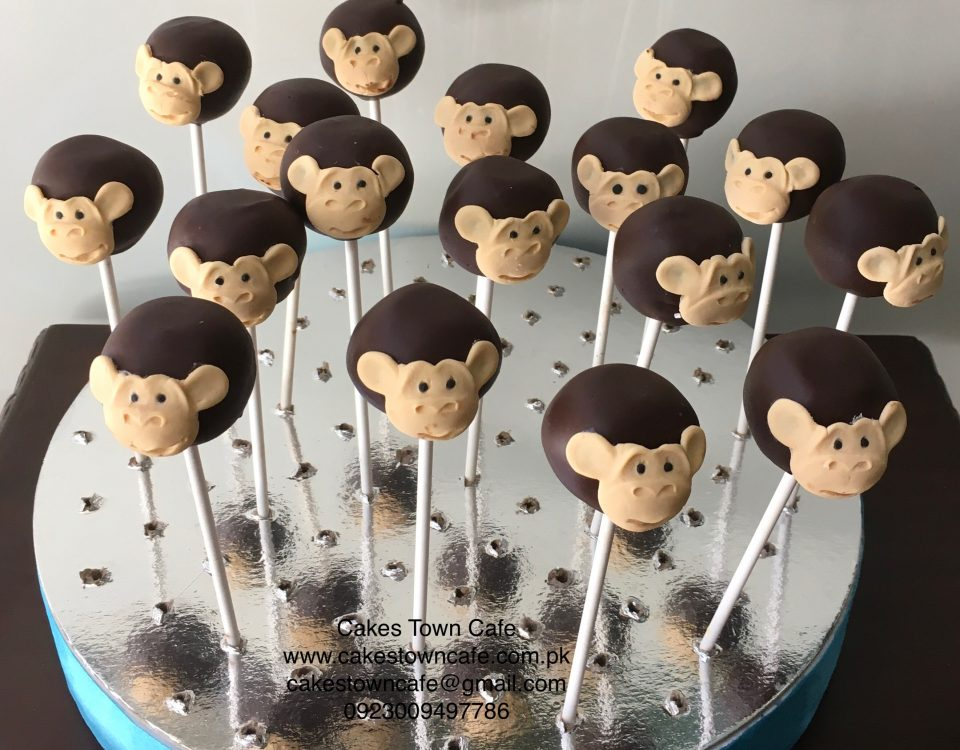 Animal Cakepops 3