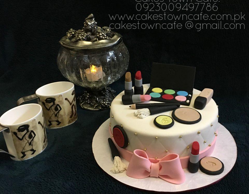 Makeup Cake 2