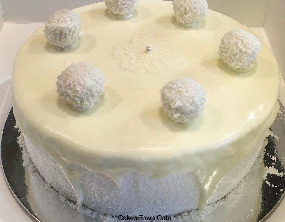 Ferraro Rocher Chocolate Cake