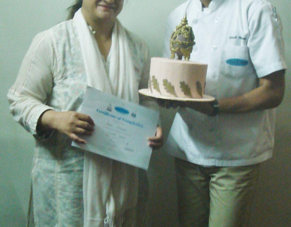 Chocolate Workshop With Handi Mulyana Masterchef Australia