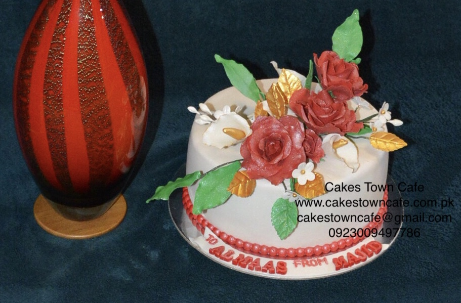 Floral Cake 21