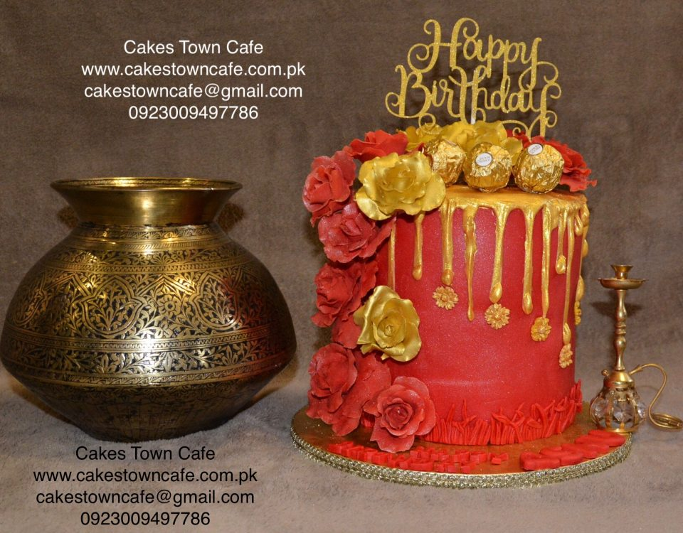 Floral Cake 19