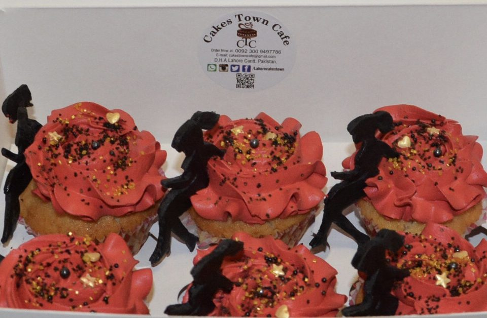 Doll Cupcakes
