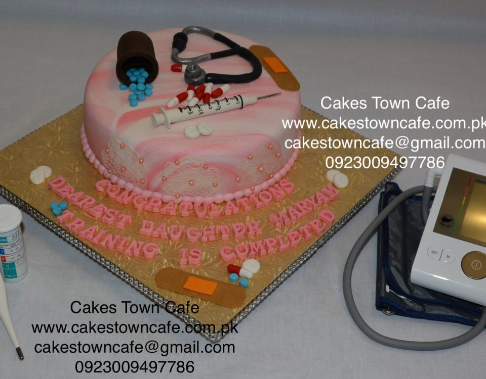 Doctor Cake 3
