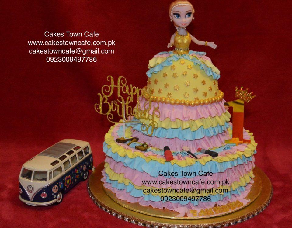 Doll Cake 11