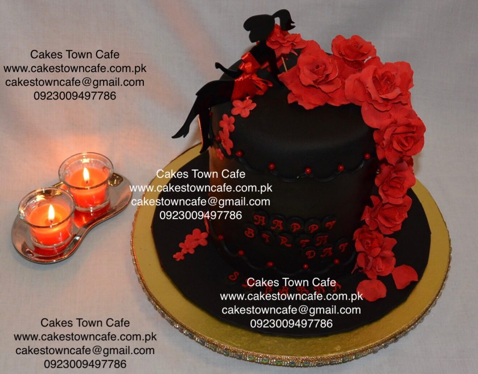 Floral Cake 22