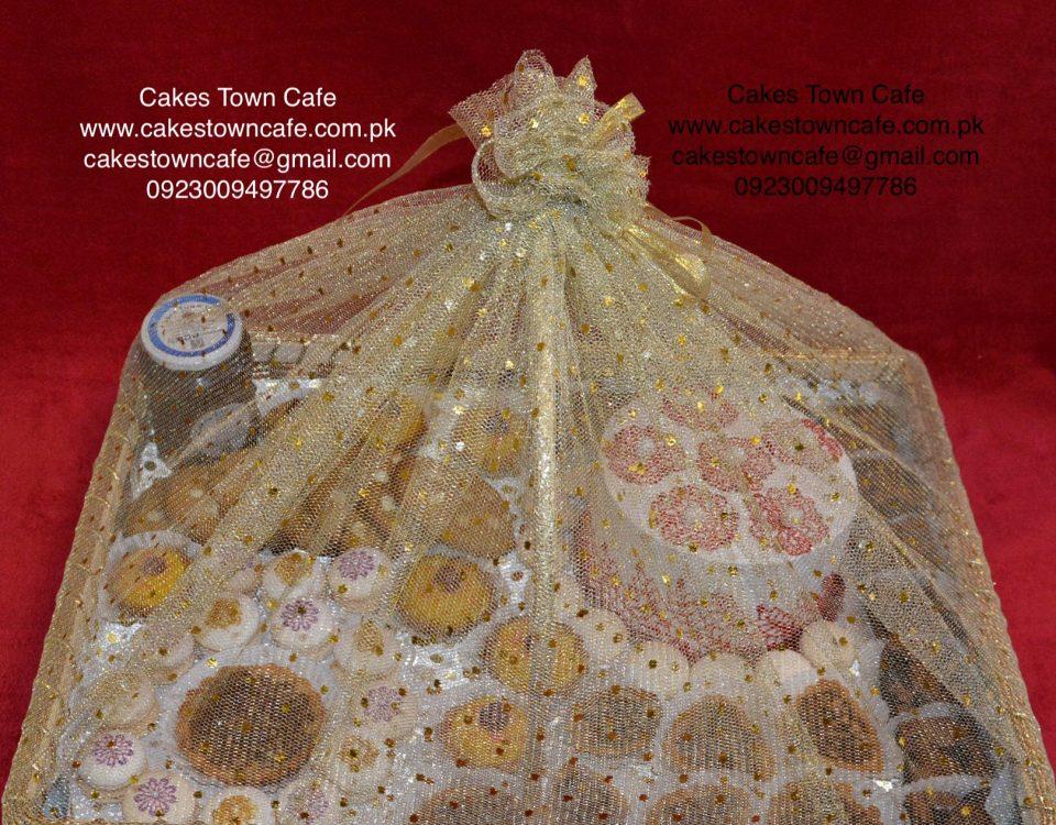 Cake Gift Basket 1