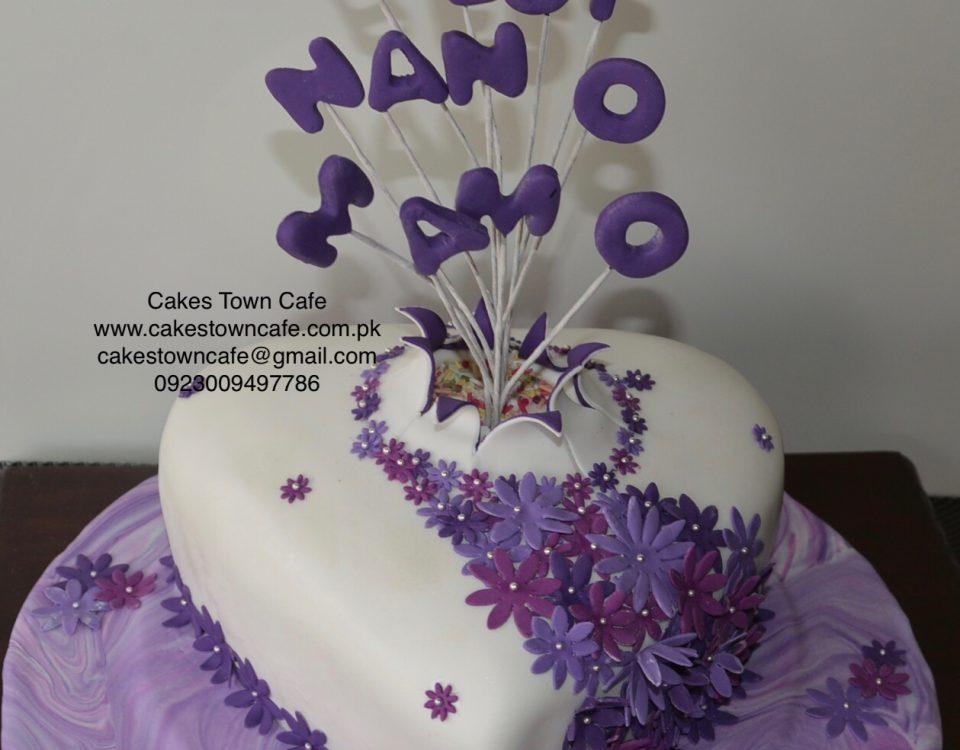 Floral Cake 23