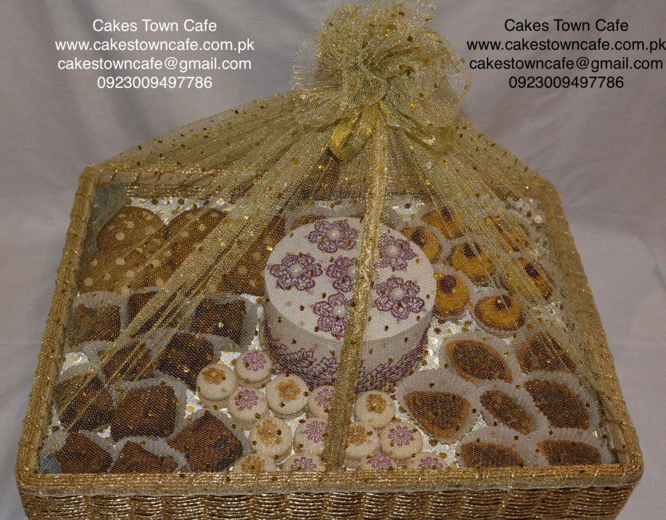 Cake Gift Basket 2